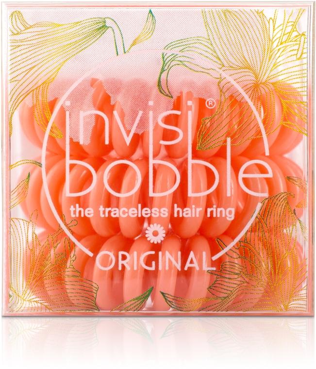 Gumička do vlasů, 3 ks - Invisibobble Sweet Clementine — foto N1