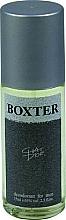 Parfémy, Parfumerie, kosmetika Chat D'or Boxter - Deodorant ve spreji