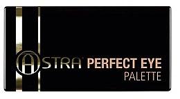 Parfémy, Parfumerie, kosmetika Paleta očních stínů - Astra Make-up Perfect Eye Palette
