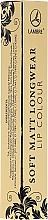 Parfémy, Parfumerie, kosmetika Tekutá matná rtěnka - Lambre Soft Matt Longwear Lip Colour