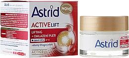 Parfémy, Parfumerie, kosmetika Krém s liftingovým efektem - Astrid Active Lift Lifting and Rejuvenating Day Cream SPF 10