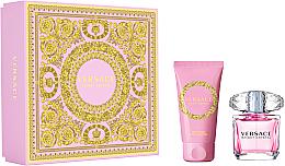 Parfémy, Parfumerie, kosmetika Versace Bright Crystal - Sada (edt/30ml + b/lot/50ml)