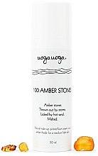 Parfémy, Parfumerie, kosmetika Hydratační BB krém - Uoga Uoga 100 Amber Stones Medium Light Skin BB Cream