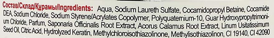 Šampon proti vypadávání vlasů - Recepty babičky Agafyy Lékárnička Agafií  — foto N3