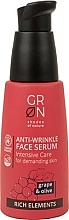 Parfémy, Parfumerie, kosmetika Pleťové sérum - GRN Rich Elements Grape & Olive Face Serum