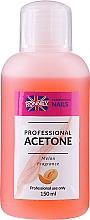 Parfémy, Parfumerie, kosmetika Odlakovač Dýně - Ronney Professional Acetone Melon