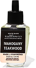 Parfémy, Parfumerie, kosmetika Bath and Body Works Mahogany Teakwood Wallflowers Fragrance - Aroma difuzér (ňáhradní náplň)