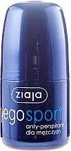 Parfémy, Parfumerie, kosmetika Antiperspirant pro muže - Ziaja Yego Sport Anti-Perspirant For Men