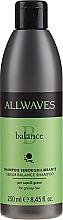 Parfémy, Parfumerie, kosmetika Šampon pro mastné vlasy - Allwaves Balance Sebum Balancing Shampoo