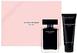 Parfémy, Parfumerie, kosmetika Narciso Rodriguez For Her - Sada (edt/50ml + b/lot/75ml)