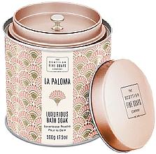 Parfémy, Parfumerie, kosmetika Scottish Fine Soaps La Paloma - Parfémovaný pudr do koupele