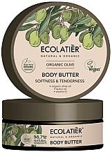Parfémy, Parfumerie, kosmetika Tělové máslo Měkkost a něžnost - Ecolatier Organic Oliva Body Butter