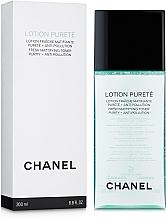 Parfémy, Parfumerie, kosmetika Čisticí voda pro mastnou a smíšenou pleť - Chanel Precision Lotion Purete