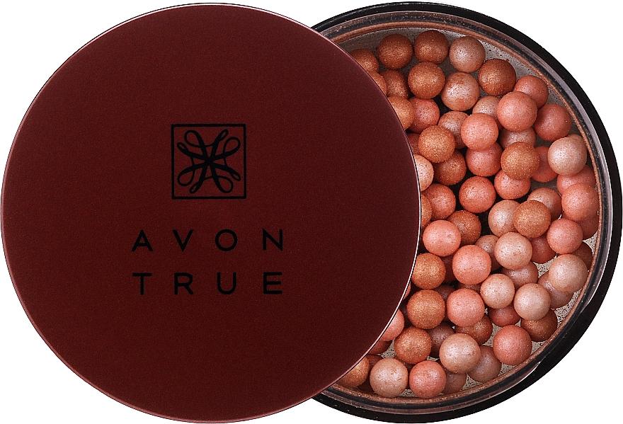 Bronzující pudr na obličej - Avon True Bronzin Pearls