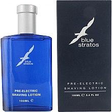 Parfémy, Parfumerie, kosmetika Parfums Bleu Blue Stratos - Pleťová voda před holením