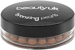 Parfémy, Parfumerie, kosmetika Bronzer v kuličkách na obličej - Beauty UK Bronzing Pearls