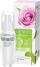 Parfémy, Parfumerie, kosmetika Pleťové sérum proti vráskám - Nature of Agiva Lifting Serum With Bio Rose Water