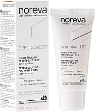 "Parfémy, Parfumerie, kosmetika Emulze "" Seboregulační mikro "" - Noreva Sebodiane DS Sebum-Regulating Micro-Emulsion"