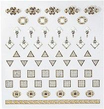 Parfémy, Parfumerie, kosmetika Samolepky na nehty - Peggy Sage DecorativeNail Stickers Jewels (1ks)