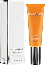 Parfémy, Parfumerie, kosmetika Vitaminová emulze pro mastnou a kombinovanou pleť - Natura Bisse C+C Vitamin Fluid SPF 10
