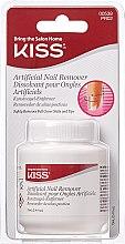 Parfémy, Parfumerie, kosmetika Prostředek k odstranění umělých nehtů - Kiss Artificial Nail Remover