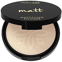 Parfémy, Parfumerie, kosmetika Matující pudr - Vollare Mattifying Face Powder