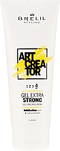 Parfémy, Parfumerie, kosmetika Gel extra silná fixace - Brelil Art Creator Gel Extra Strong