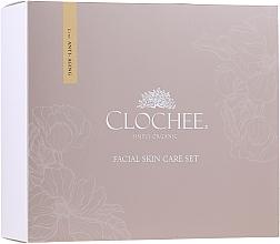 Parfémy, Parfumerie, kosmetika Sada - Clochee (f/d/cr/50ml + f/n/cr/50ml + eye/cr/mask/15ml)