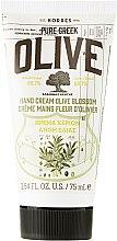 Parfémy, Parfumerie, kosmetika Krém na ruce s olivovým květem - Korres Pure Greek Olive Blossom Hand Cream