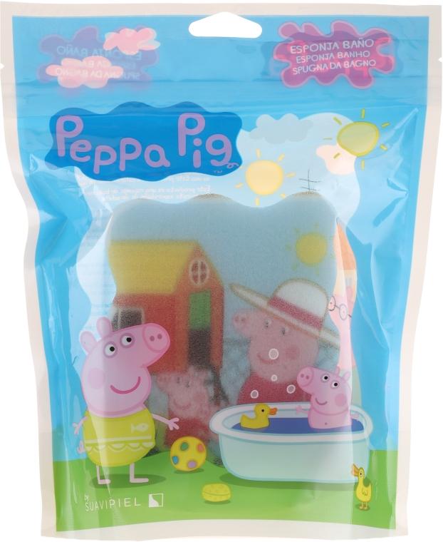 "Koupelová houba ""Prasátko Peppa"" modrá - Suavipiel Peppa Pig Bath Sponge — foto N1"
