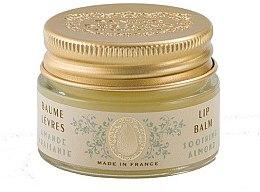 Parfémy, Parfumerie, kosmetika Balzám na rty Mandle - Panier Des Sens Almond Lip Balm