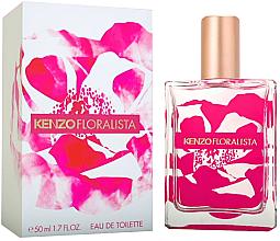 Parfémy, Parfumerie, kosmetika Kenzo Floralista - Toaletní voda