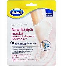 Parfémy, Parfumerie, kosmetika Maska na nohy s kokosovým olejem - Scholl Expert Care Foot Mask