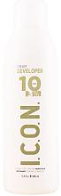 Parfémy, Parfumerie, kosmetika Aktivátor - I.C.O.N. Ecotech Color Cream Activator 10 Vol (3%)