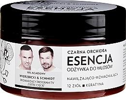 "Parfémy, Parfumerie, kosmetika Esence na vlasy ""Černá orchidej"" - WS Academy Black Orchid Nourishing Essence"