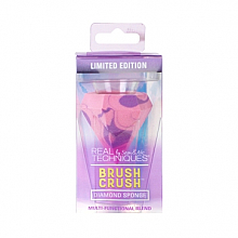 Parfémy, Parfumerie, kosmetika Houbička na líčení - Real Techniques Brush Crush Diamond Spong