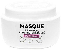 Parfémy, Parfumerie, kosmetika Regenerační česneková maska na vlasy - Renee Blanche