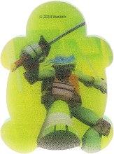 Parfémy, Parfumerie, kosmetika Dětská koupelová houba Želvy ninja Leonardo 7 - Suavipiel Turtles Bath Sponge