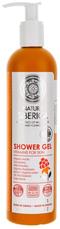 """Sprchový gel """"Vitamíny na plet'"""" - Natura Siberica — foto N1"""