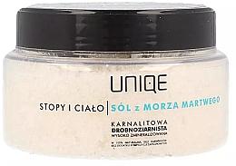 Parfémy, Parfumerie, kosmetika Krnalitová sůl z Mrtvého moře, jemně zrnná - Silcare Quin Dead Sea Salt