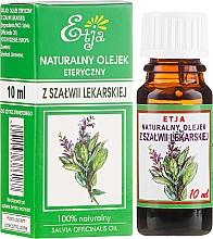 Parfémy, Parfumerie, kosmetika Přírodní éterický olej šalvěje - Etja Natural Essential Oil