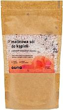 Parfémy, Parfumerie, kosmetika Koupelová sůl Malinová - Auna Raspberry Bath Salt