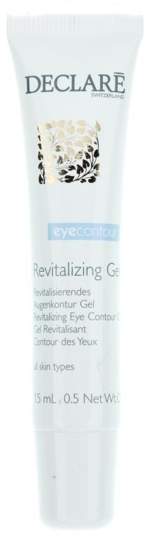Obnovující gel pro pokožku kolem očí - Declare Revitalising Eye Contour Gel — foto N2