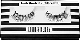 Parfémy, Parfumerie, kosmetika Umělé řasy, přírodní EL1 - Lord & Berry Lash Wardrobe Collection