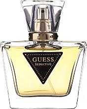 Parfémy, Parfumerie, kosmetika Guess Seductive - Toaletní voda (tester s víčkem)
