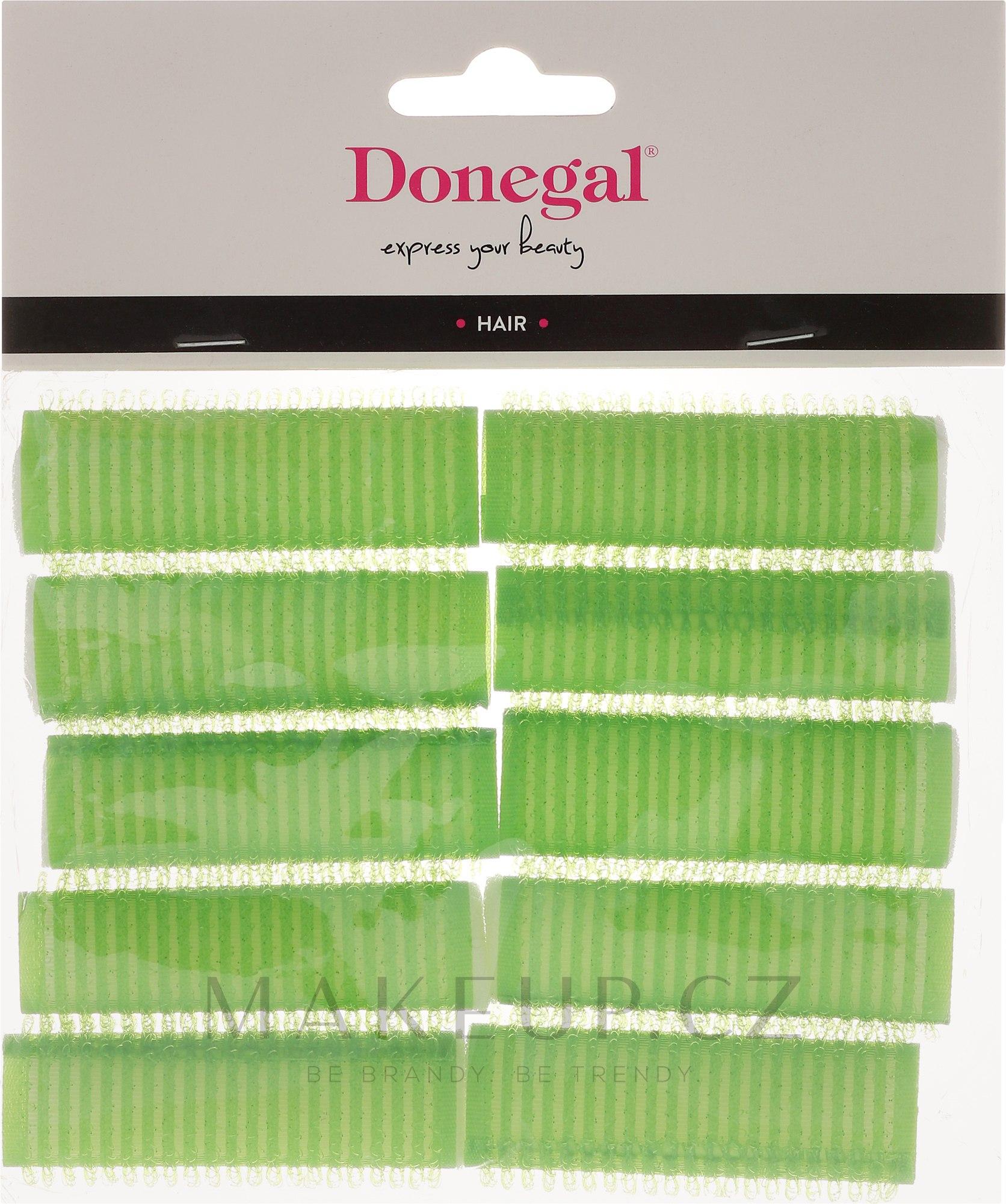 Pěnové natáčky, 20mm, 10ks - Donegal Hair Curlers — foto 10 ks.