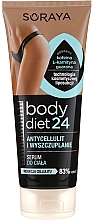 Parfémy, Parfumerie, kosmetika Sérum na tělo proti celulitidě - Soraya Body Diet 24 Body Serum Anti-cellulite and Slimming