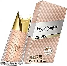 Parfémy, Parfumerie, kosmetika Bruno Banani Daring Woman - Toaletní voda