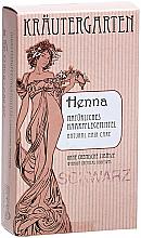 Parfémy, Parfumerie, kosmetika Henna, prašek tmavé barvy - Styx Naturcosmetic Henna Schwarz