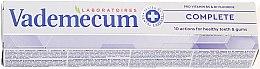 Parfémy, Parfumerie, kosmetika Zubní pasta s vitamíny - Vademecum ProVitamin Complex Complete Toothpaste
